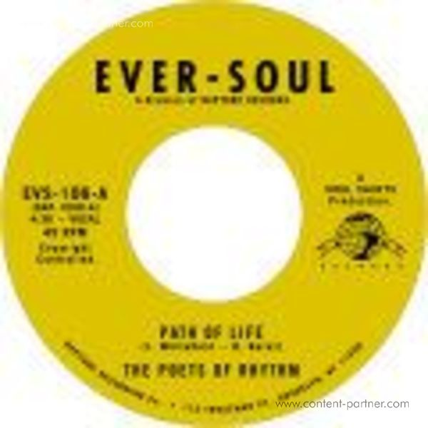 Poets Of Rhythm - Path Of Life / Smilin' (While You're...) (Back)