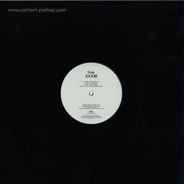 Pola - XXXIII (Altitude Rmx / Vinyl Only) (Back)