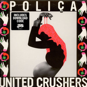 Polica - United Crushers (LP)