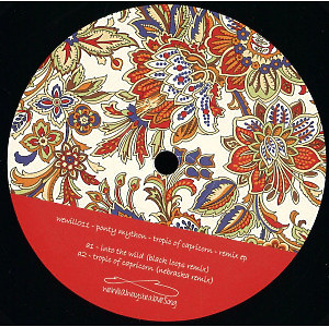 Ponty Mython - Tropic Of Capricorn Ep - Remix Ep