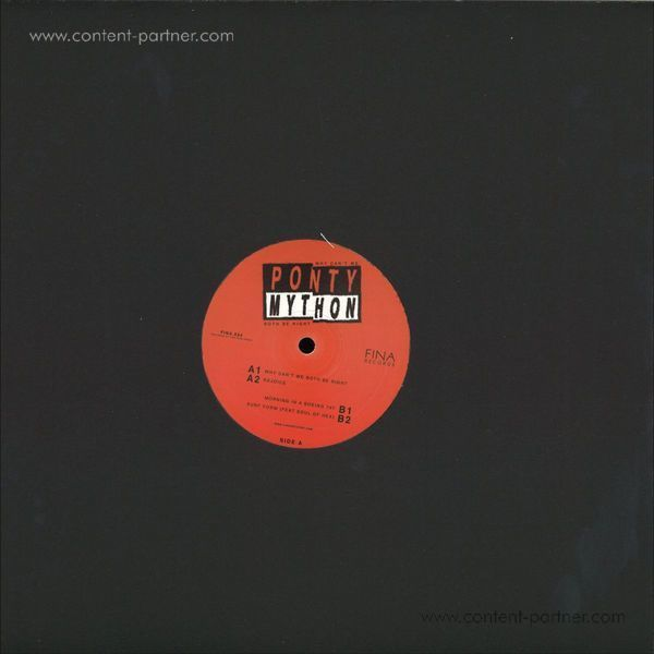 Ponty Mython - Why Can't We Both Be Right (Back)