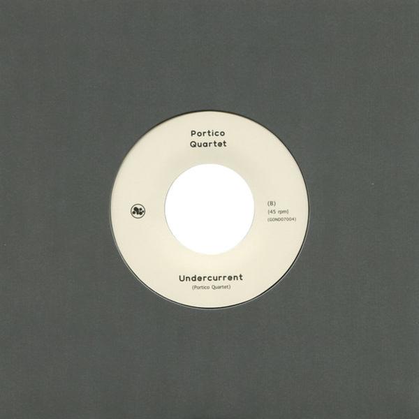 """Portico Quartet - Endless / Undercurrent (Ltd. 7"""") (Back)"""