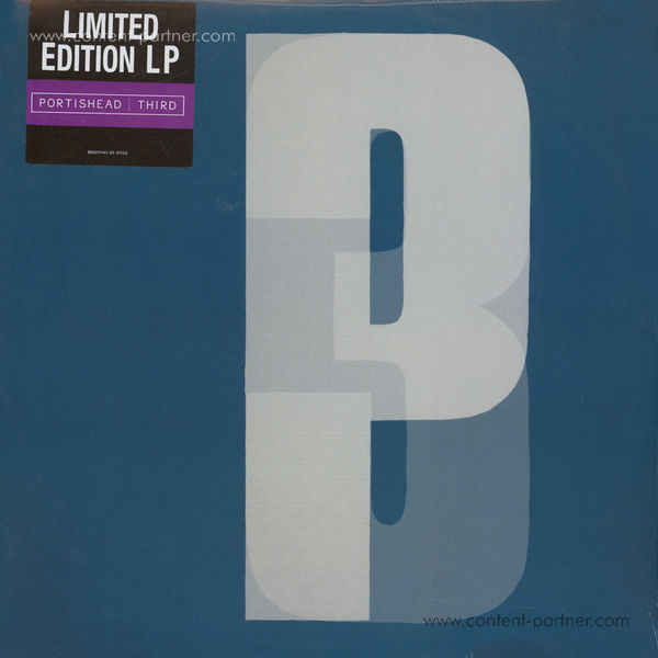 Portishead - Third (2LP)