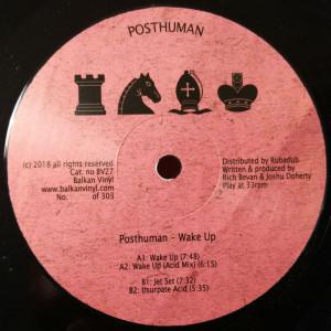 Posthuman - Wake Up