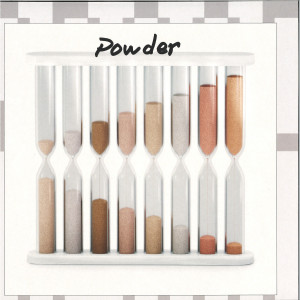 Powder - Powder In Space EP