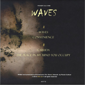 Power Culture - Waves (Back)