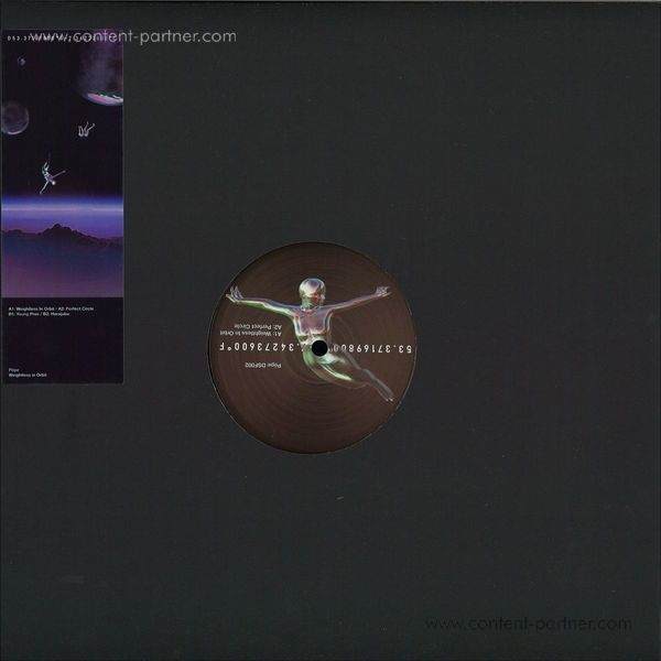 Pépe - Weightless In Orbit EP