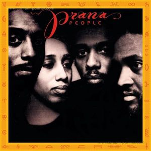 Prana People - Prana People Official Re-issue
