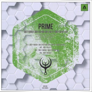 Prime - 00110001 00110100 00110110 00110101 EP [clear silv (Back)