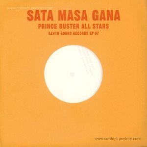 Prince Buster All Stars - Sata Masa Gana / Drums Drums (cool Operator)