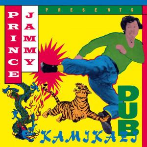Prince Jammy - Kamikazi Dub (180g black vinyl reissue)