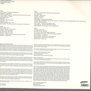 Prins Thomas / Various Artists - Smalltown Supersound 25 - Mixed by Prins Thomas (Back)