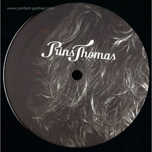 Prins Thomas - A (Pional Remix & Extend. Version)