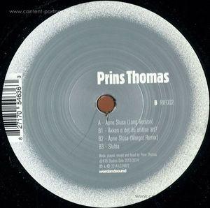 Prins Thomas - Apne Slusa / Margot Remix