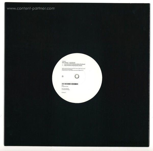 Prins Thomas - Lunga Strada (Remixes) (Back)
