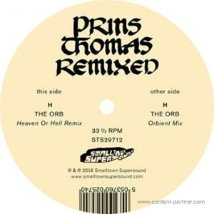 Prins Thomas - The Orb Remixes