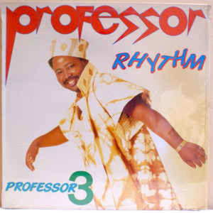 Professor Rhythm - Professor 3 (LP)