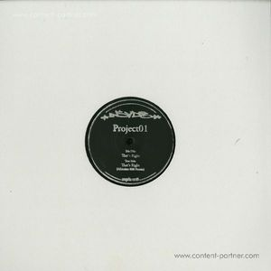 Project01 - That's Right (Africaine 808 Remix)