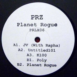 Prz - Planet Rouge (Back)