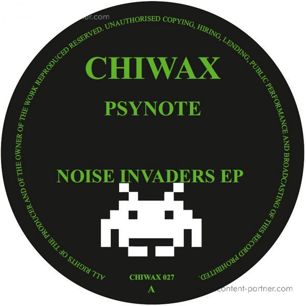 Psynote - Noise Invaders