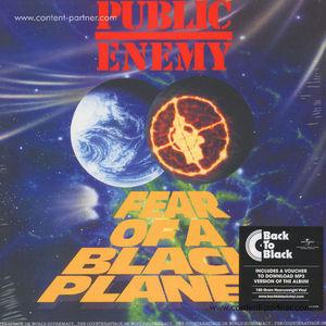 Public Enemy - Fear of a Black Planet (Ltd. Reissue)