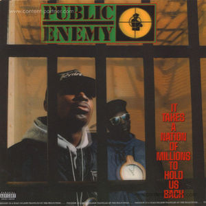 Public Enemy - It Takes a Nation of Millions (BTB Ed.)