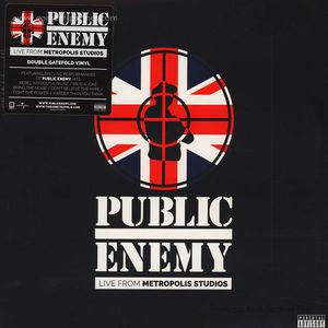 Public Enemy - Live From Metropolis St. (2LP)