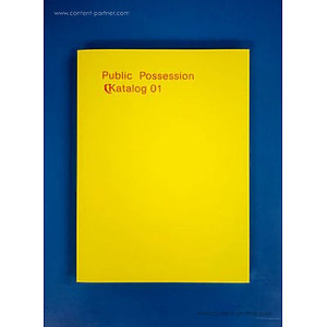 Public Possession - Katalog 01
