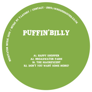 Puffin' Billy - Puffin' Billy EP