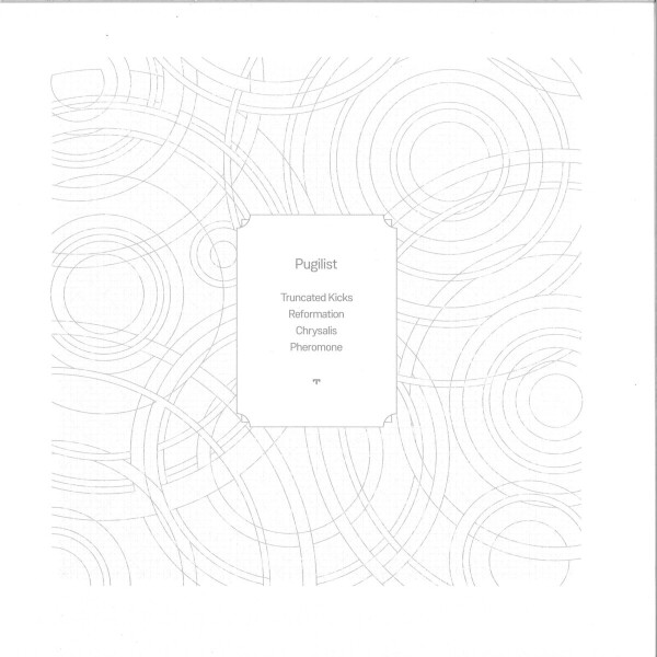 Pugilist - Chrysalis EP (Back)