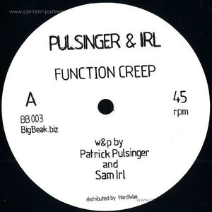 Pulsinger & Irl - Function Creep