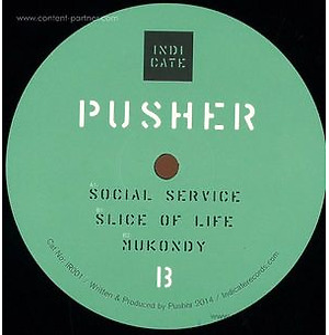 Pusher - Social Service