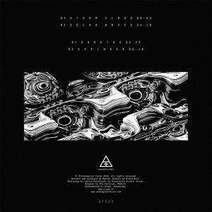 Pye Corner Audio - Dark Phase EP (Back)