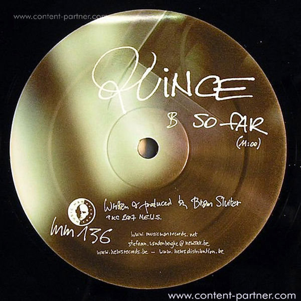 QUINCE - THE SUMMIT (Back)