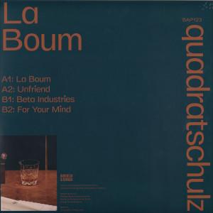 Quadratschulz - La Boum EP (Back)