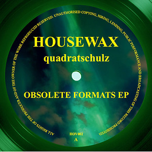 Quadratschulz - Obsolete Formats Ep