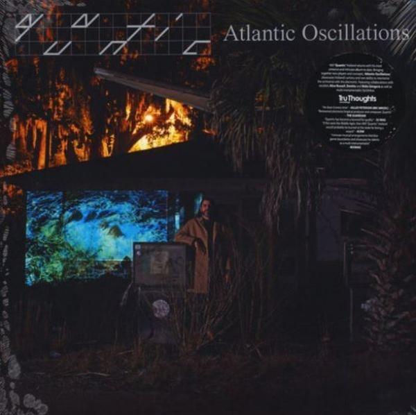 Quantic - Atlantic Oscillations (2LP+MP3)