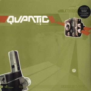 Quantic - The 5th Exotic (Ltd. 2LP Repress)
