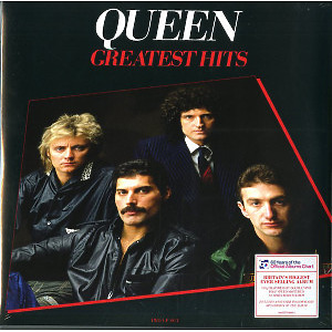 Queen - Greatest Hits (Bacl To Black Edition) (2LP)