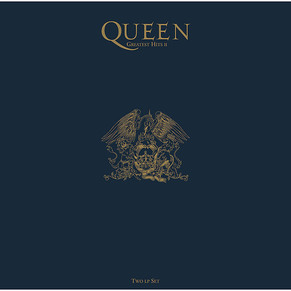 Queen - Greatest Hits II (Bacl To Black Edition) (2LP)