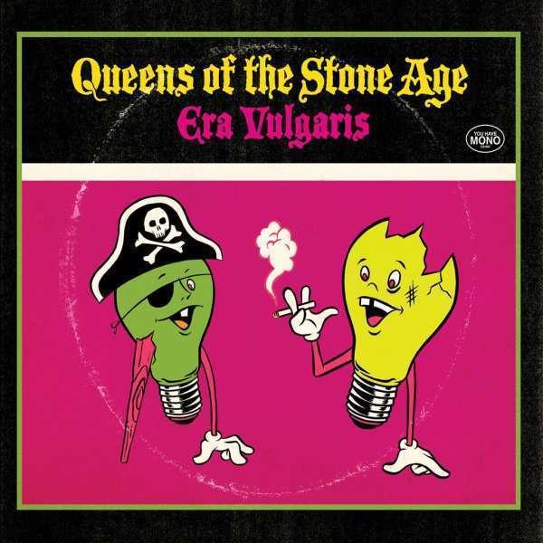 Queens Of The Stone Age - Era Vulgaris (180g Reissue Vinyl LP)