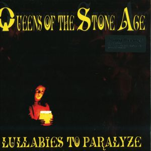 Queens Of The Stone Age - Lullabies To Paralyze (2LP Reissue 2019)
