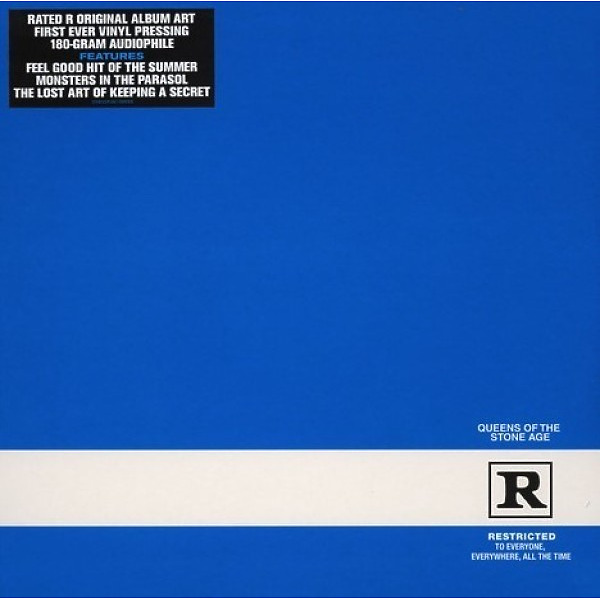 Queens Of The Stone Age - Rated R (180g Reissue 2019)