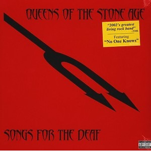 Queens Of The Stone Age - Songs For The Deaf (180g 2LP Reissue 2019)