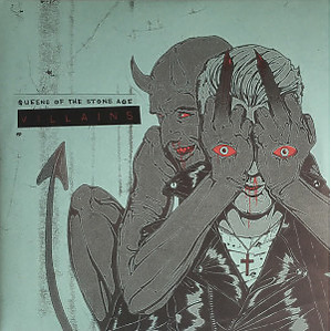 Queens Of The Stone Age - Villains (Ltd. Indie Edition) (Back)