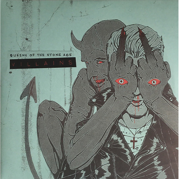 Queens Of The Stone Age - Villains (Ltd. Indie Edition)