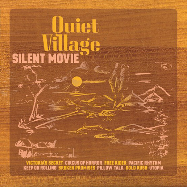 Quiet Village - Silent Movie (Ltd. RSD Edition Coloured Vinyl LP)