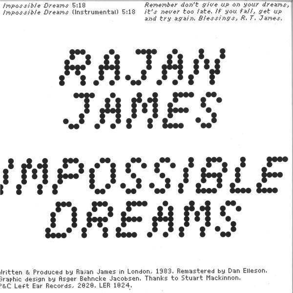 RAJAN JAMES - IMPOSSIBLE DREAMS (Back)