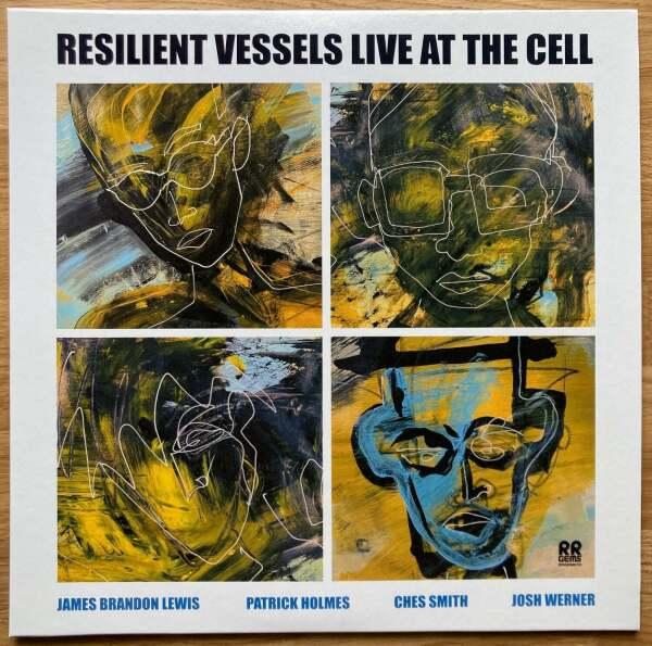 RESILIENT VESSELS - LIVE AT THE CELL (Ltd. 200g Vinyl LP)