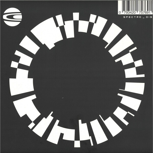 RICHARD EASELS - EXTERREI EP (Back)